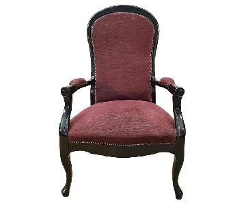 Vintage Louis XV French Armchair