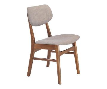 Manhattan Home Design Dining Chair in Natural