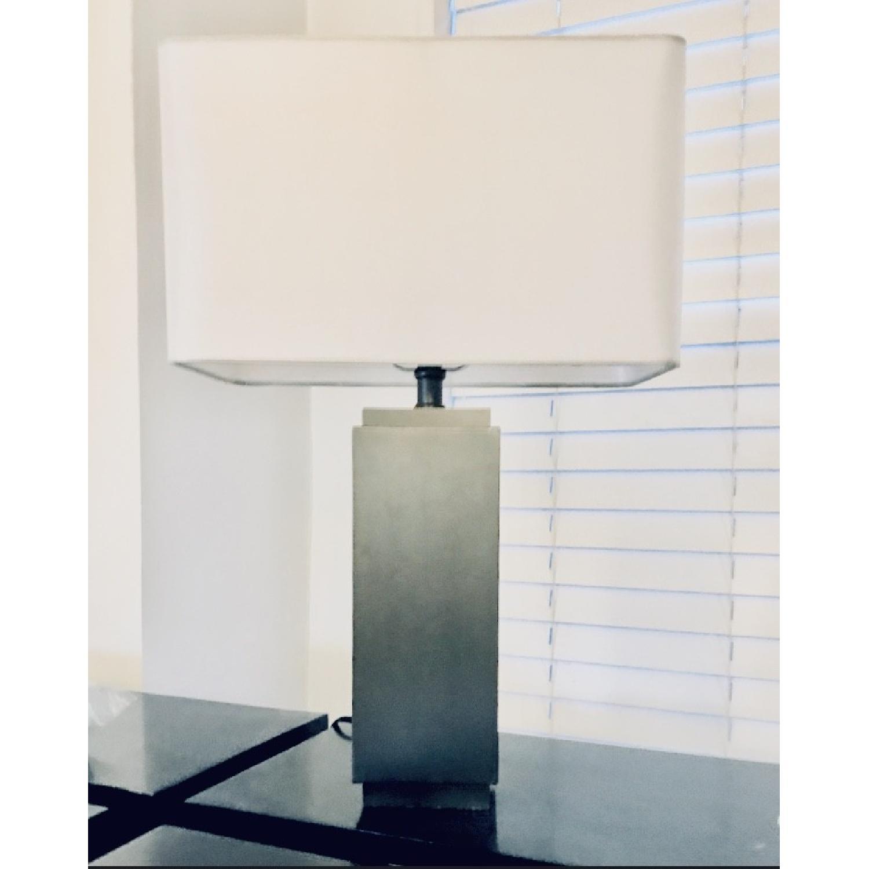 Restoration Hardware Table Lamp Aptdeco