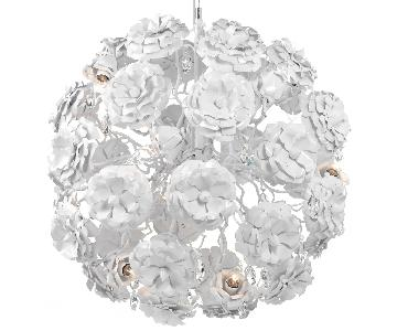 Brand Van Egmond Love You Love You Not Large Chandelier