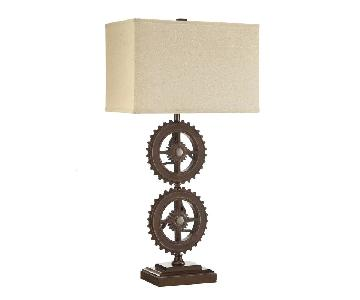 Austin Design Gear Table Lamp