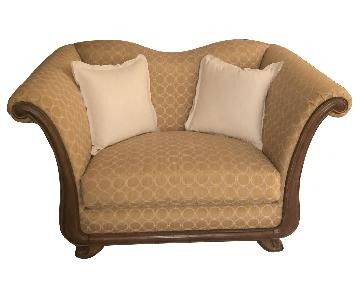 Bernhardt Upholstered Loveseat