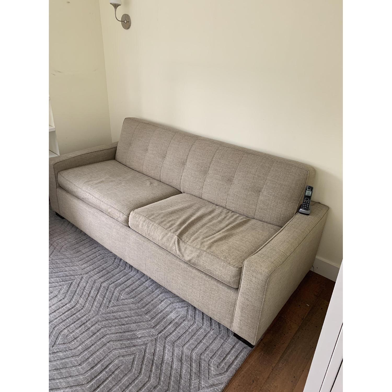 Mitchell Gold + Bob Williams Super Luxe Queen Sleeper Sofa-1