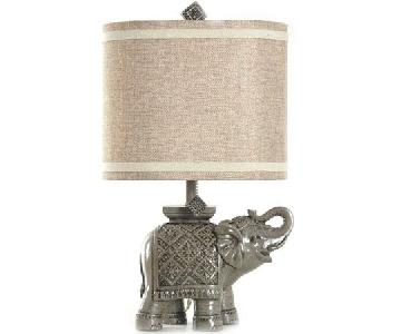 Better Homes and Gardens Elephant Table Lamp