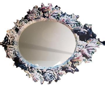 Deny Designs Baroque Mirror