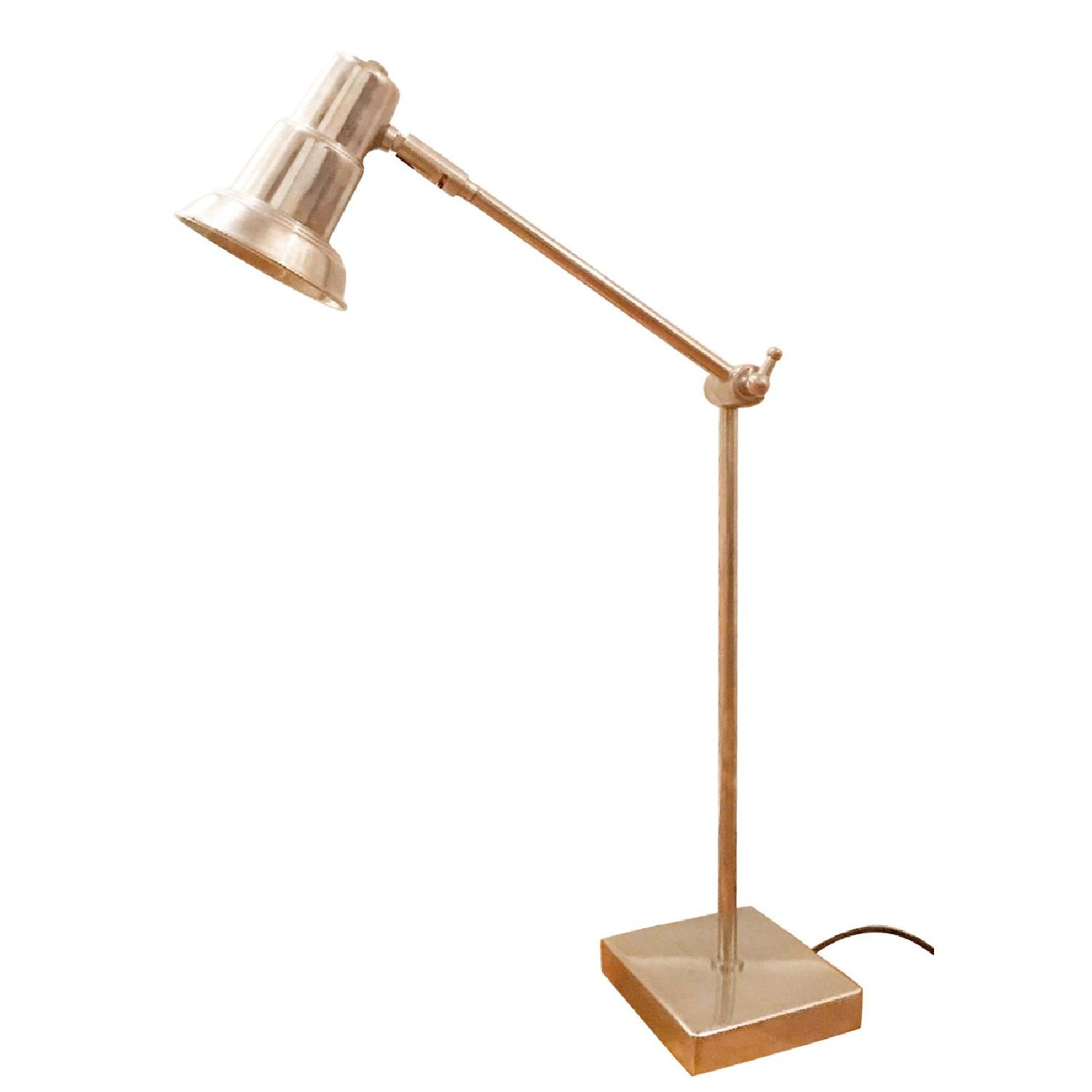 French Chrime Table Lamp