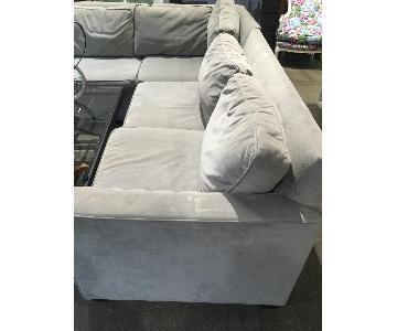 West Elm 4-Piece Sectional Sofa