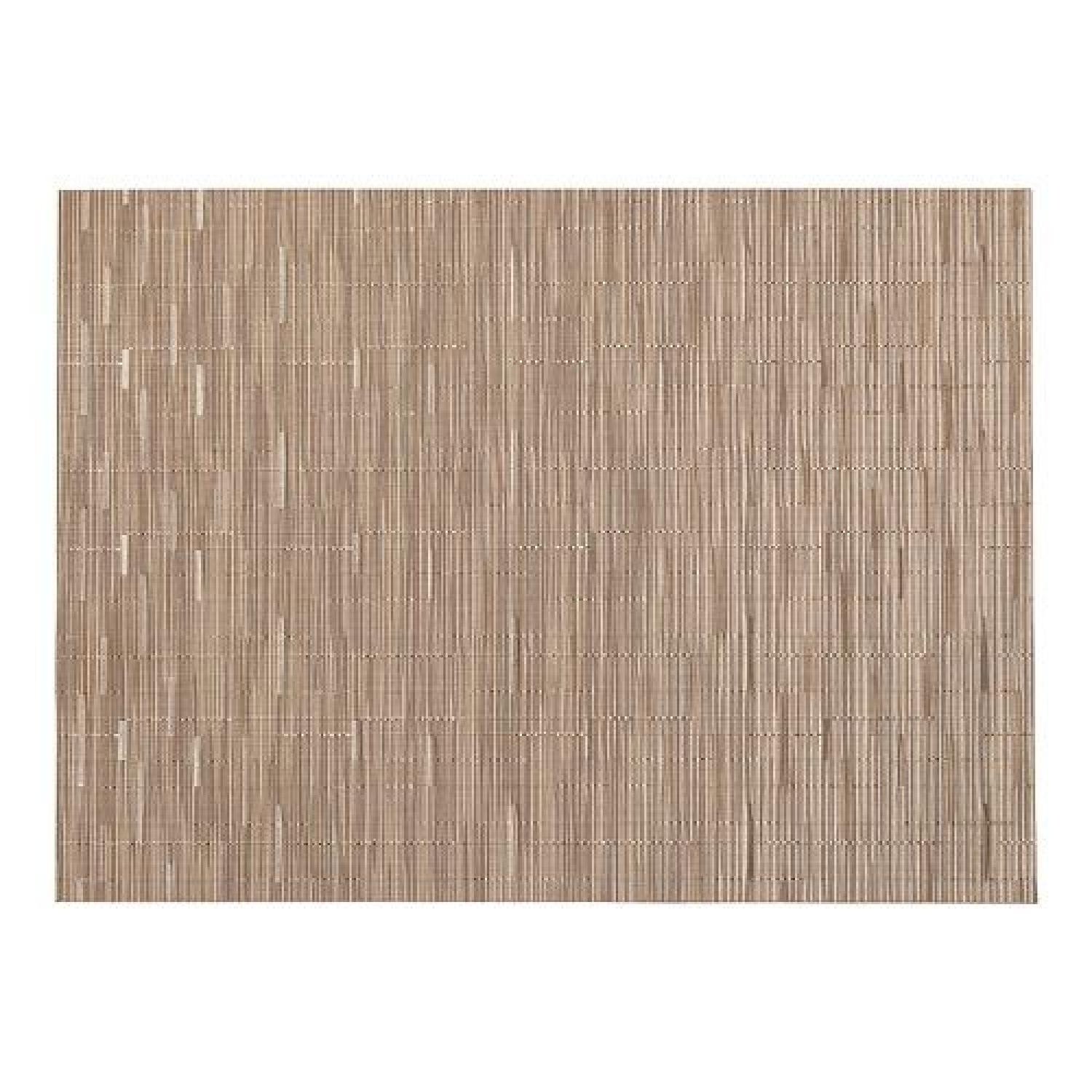 Chilewich Woven Floormat in Camel