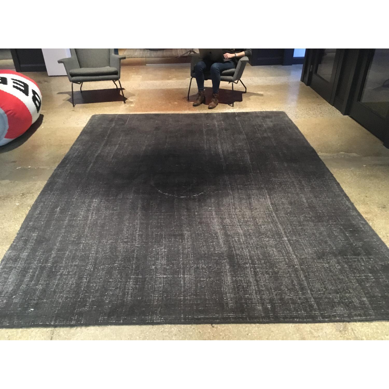 Restoration Hardware Ben Soleimani Distressed Wool Rug-0