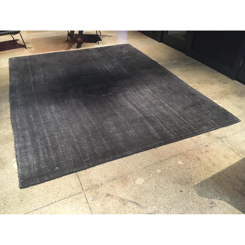 Restoration Hardware Ben Soleimani Distressed Wool Rug-1