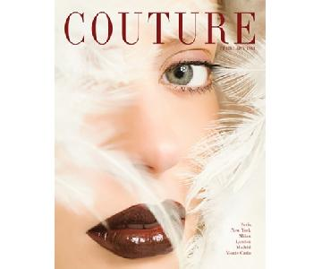 Z Gallerie Vintage Couture Cover Wall Art
