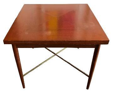 Paul McCobb Expandable Dining Table