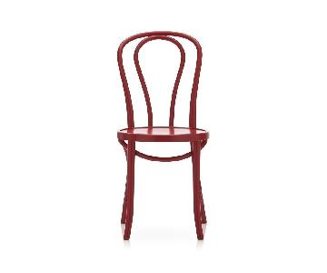 Crate & Barrel Vienna Dining Chair