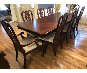 Macy's 9 Piece Dining Room Set