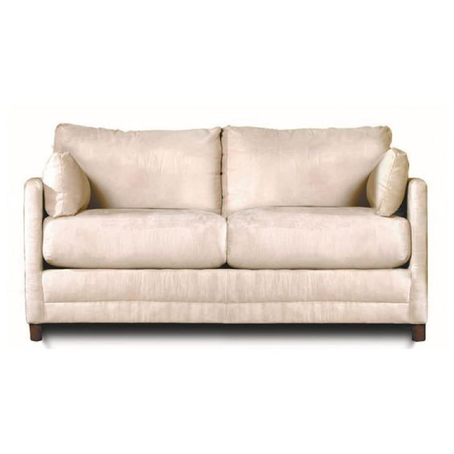 Jennifer Convertible Jennipedic Sleeper Loveseat