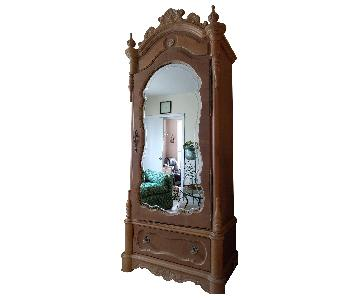 French Country Style Armoire