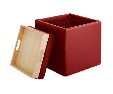 Design Within Reach Storage Ottomans