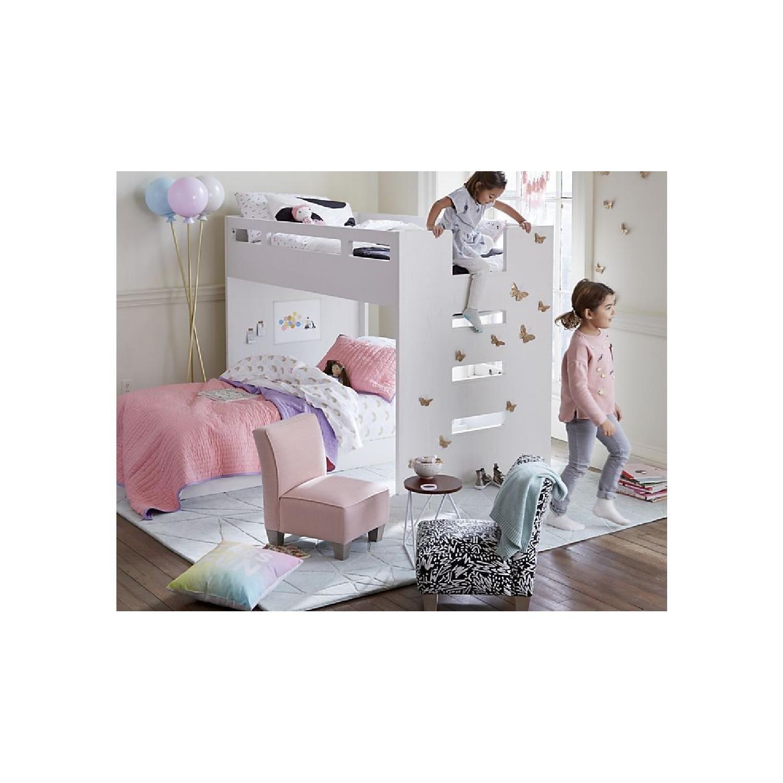 Crate Barrel Kids Low Loft Bed Aptdeco