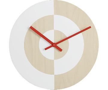 CB2 Geo Mod Clock