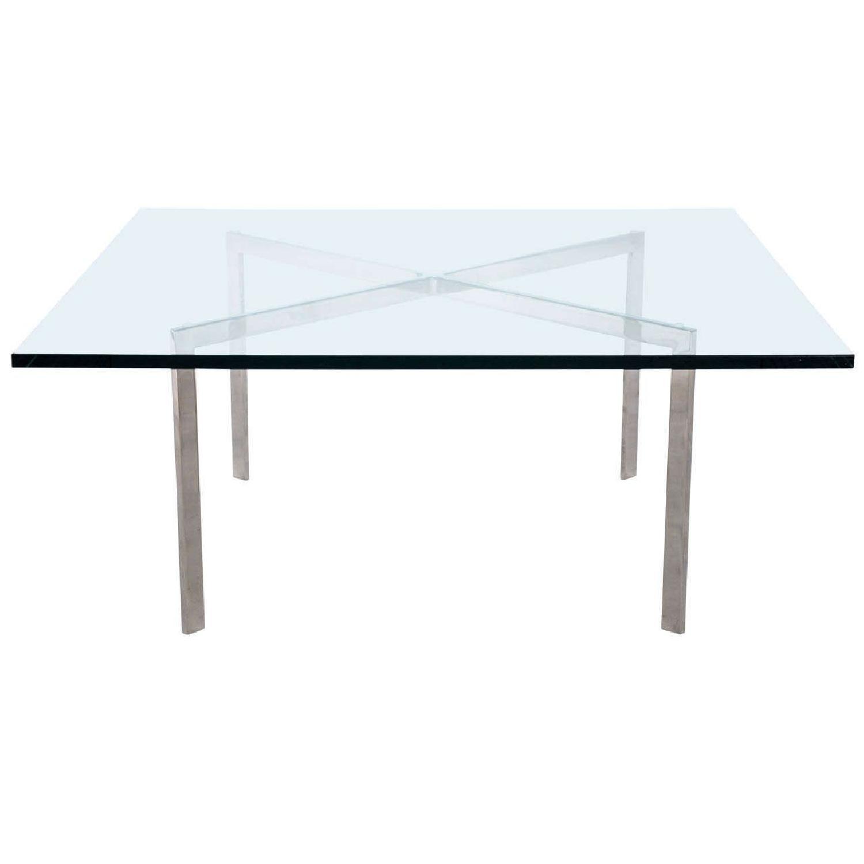 Modern Source Barcelona Coffee Table