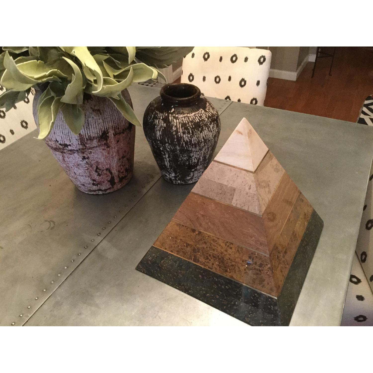 Kelly Wearstler Marble Pyramid-1
