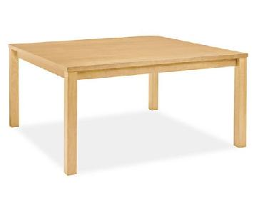 Room & Board Andover Dining Table in Maple