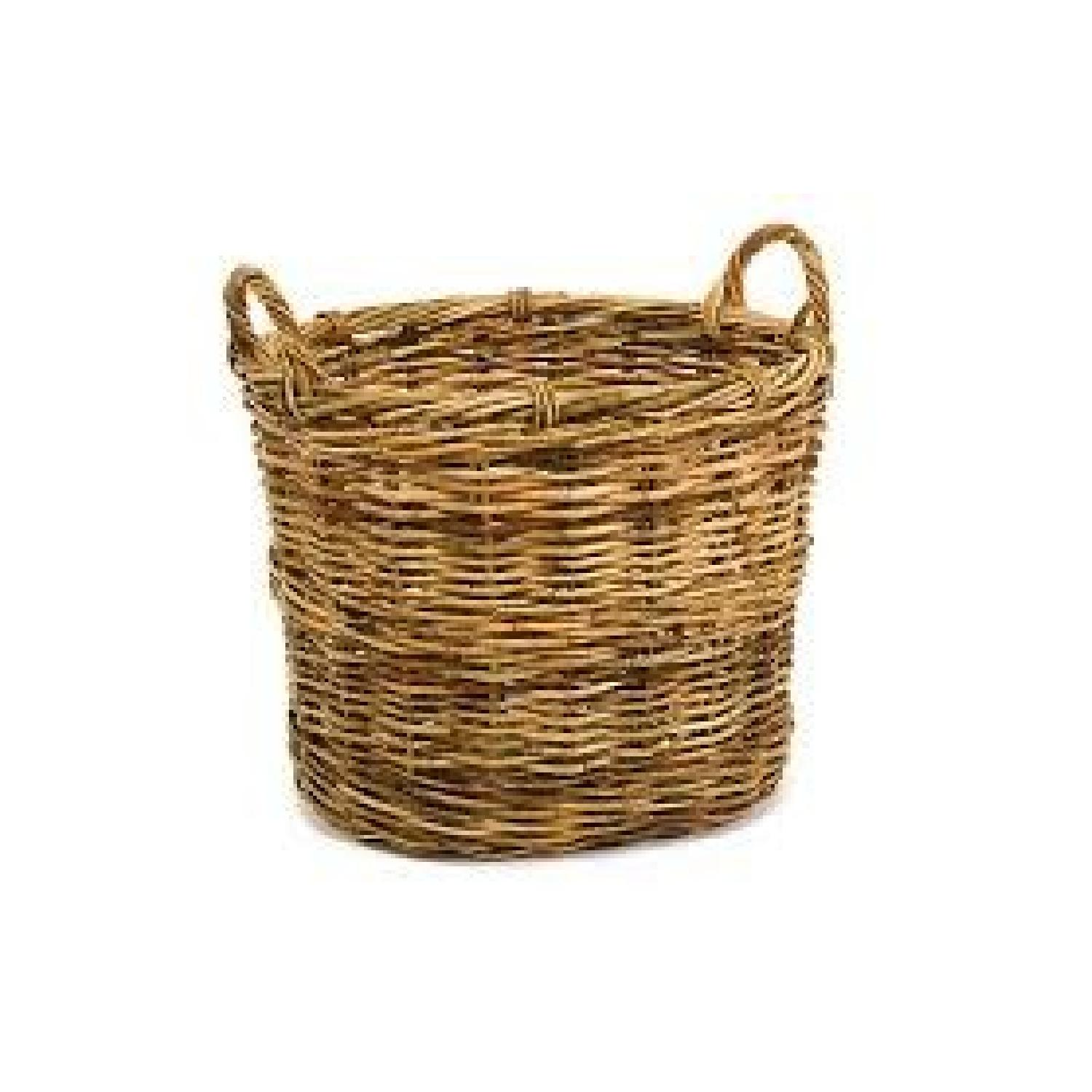 One Kings Lane Dakota Blanket Basket