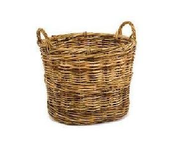 One Kings Lane Dakota Blanket Basket