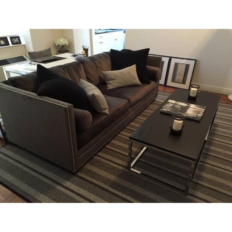 ABC Carpet and Home Grey Stripes Rug-0