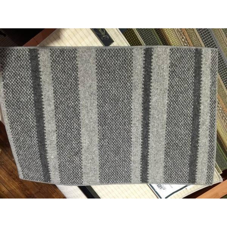 ABC Carpet and Home Grey Stripes Rug-2