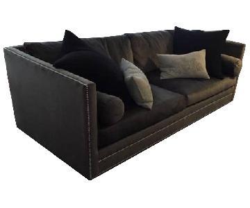 ABC Carpet and Home Grey Stripes Rug