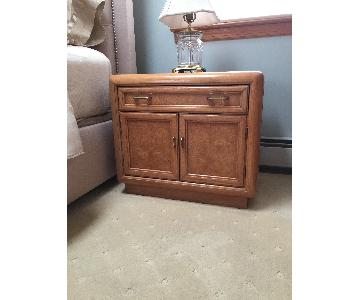 Thomasville Burle Nightstands