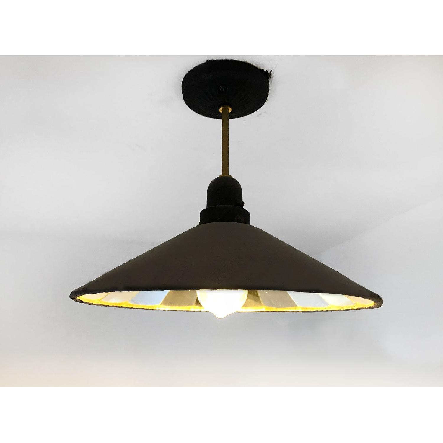 ABC Carpet and Home Industrial Style Pendant Light-0
