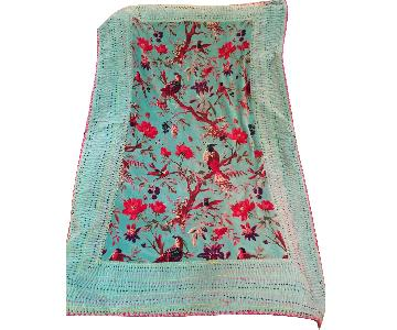 Velour Throw Blanket
