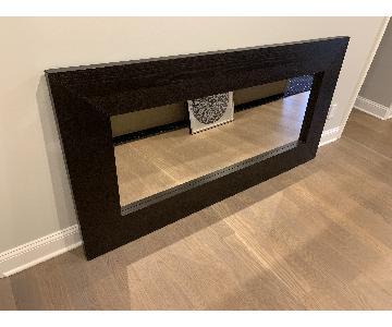 Crate & Barrel Rectangular Mirror