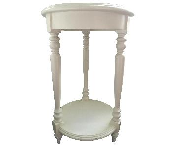 Pottery Barn Off-White Night Table