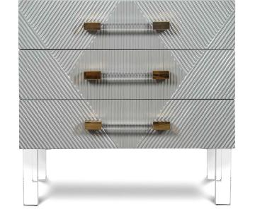 ModShop 3 Drawer Milan Side Tables
