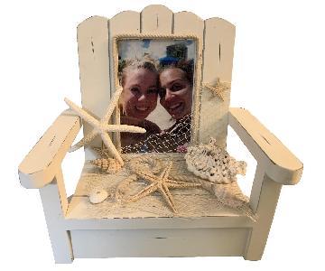 Beach Chair Picture Frame