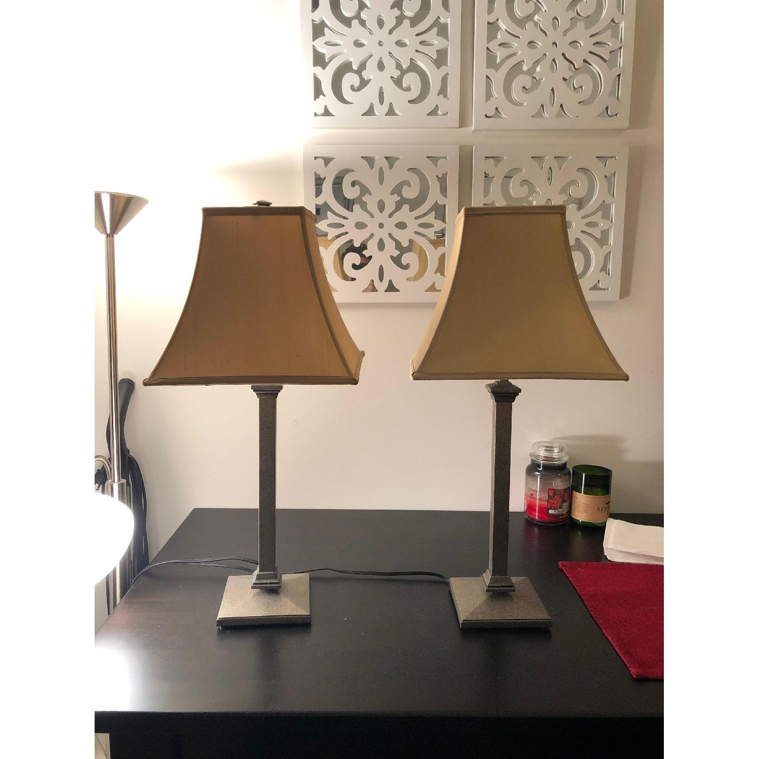 Restoration Hardware Table Lamps-0