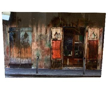 Nola Picture Printed on Metal
