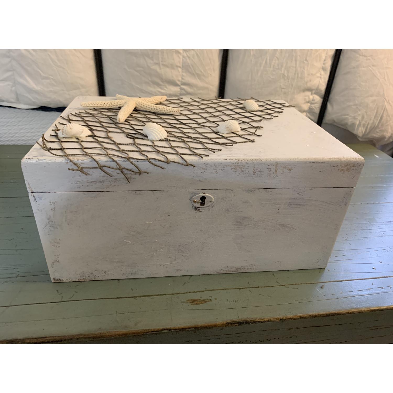 Shabby Chic Cigar/Jewelry Box-0