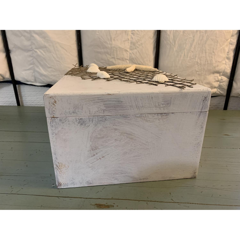 Shabby Chic Cigar/Jewelry Box-4