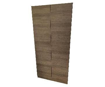Contempo Space Custom-Designed Free Standing Wardrobe