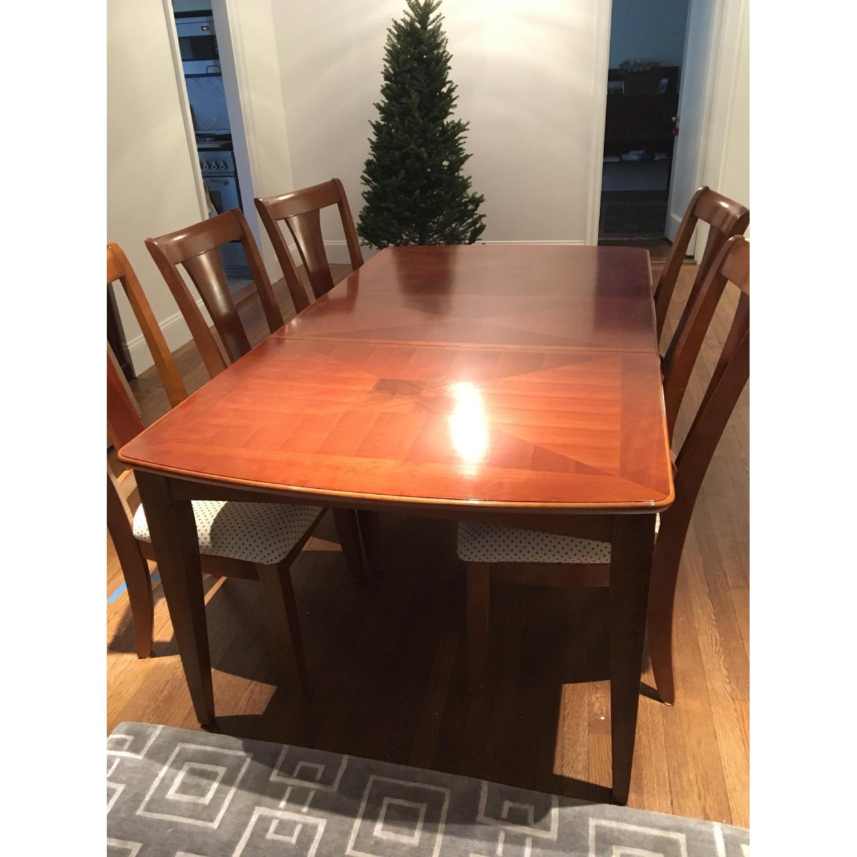Bernie & Phyl's Amish 7-Piece Dining Set
