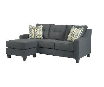 Ashley Shayla Sectional Sofa w/ Chaise