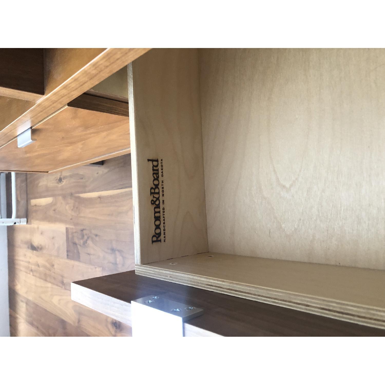 Room & Board Custom Copenhagen Media Storage in Walnut-0