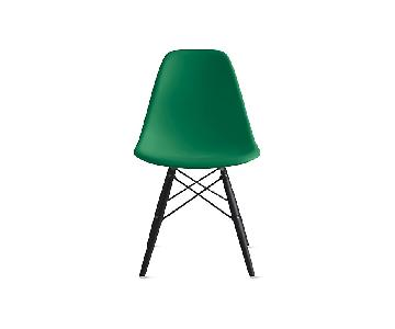Eames Plastic Molded Chairs