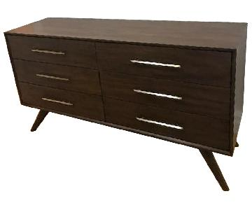 West Elm Wright 6 Drawer Dresser