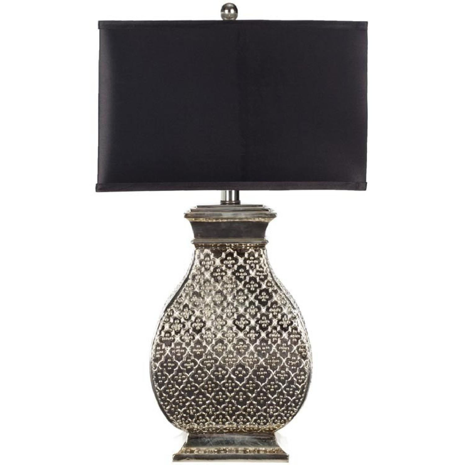 Spanish Revival Table Lamps