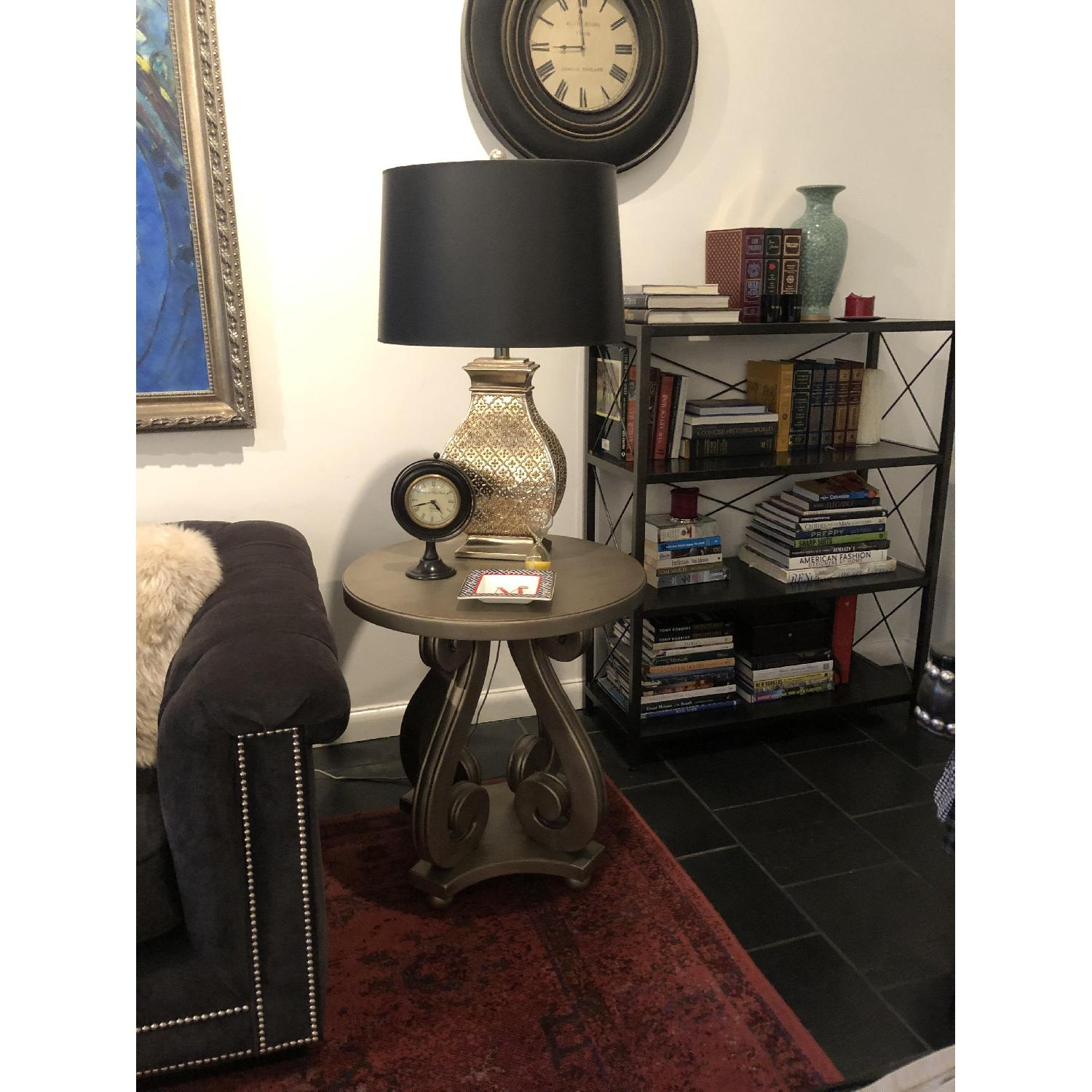 Spanish Revival Table Lamps-0